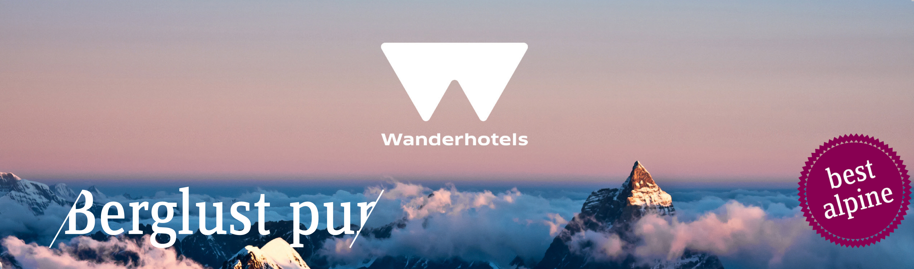 Wanderhotels best alpine
